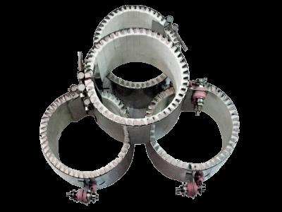Vòng Nhiệt Sứ 220v-380v-Công suất: 500W-2000W